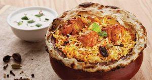 Reis Spezialitäten @Vedis Indisches Restaurant