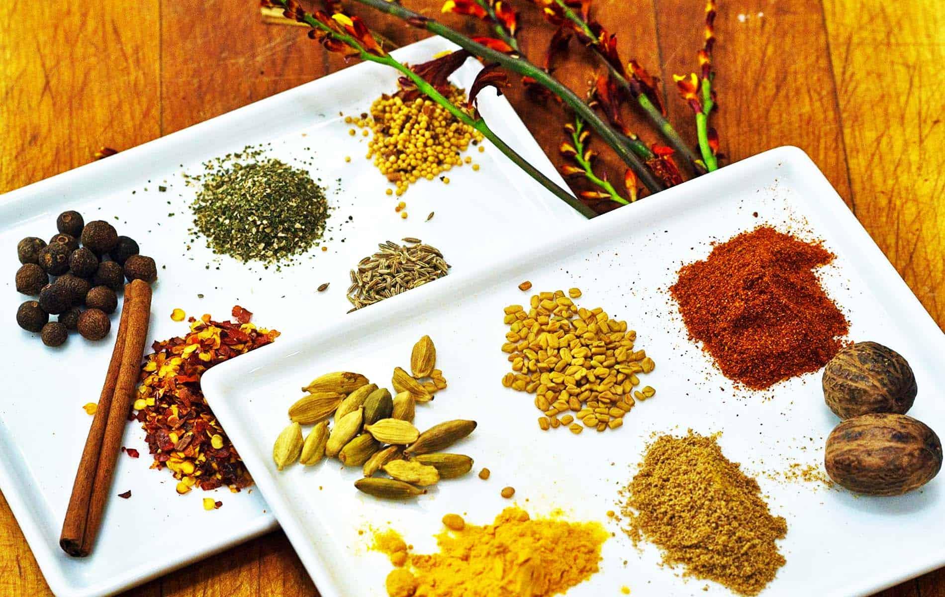 indische curry bestandteile