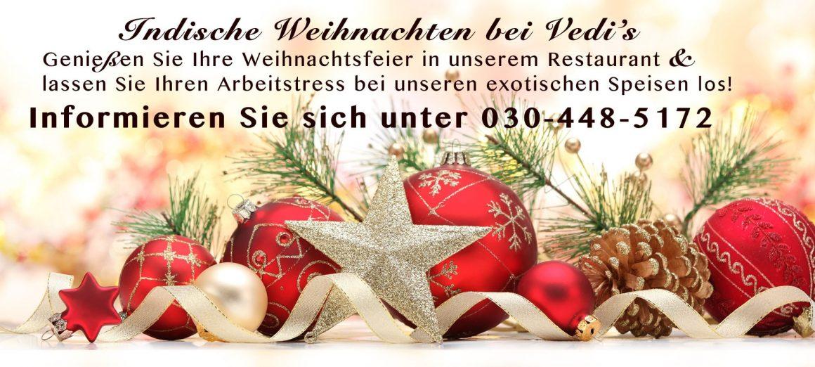 Weihnachtsfeier Berlin
